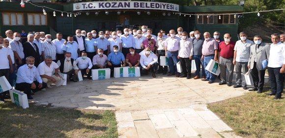 Özgan ve Karalar Kozan için sırt sırta verip hizmet edeceklerini söyledi