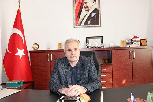 """Başkan Özgan: """"Onlara verecek bir karış toprağımız yok"""""""