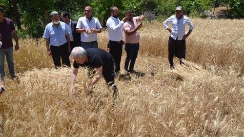 Başkan Özgan, kırsal mahalleleri ziyaret etti