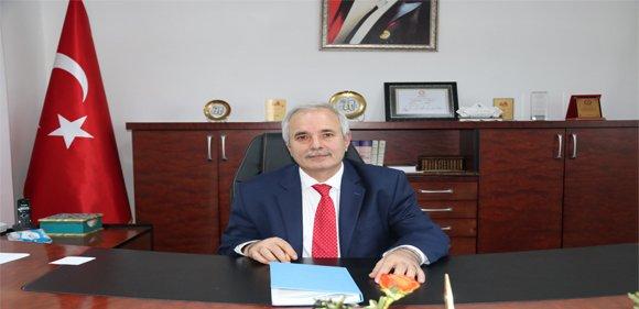 Başkan Özgan Kurban Bayramı dolayısıyla mesaj yayınladı